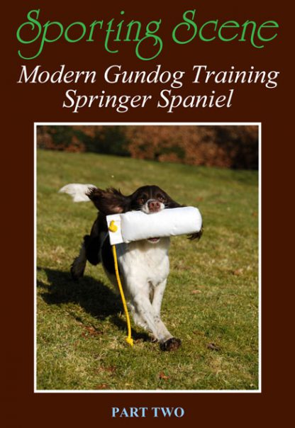 Modern Gundog Training Springer Spaniel Part Two