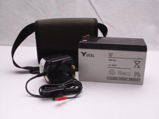 Battery Bag and Pro Charger Kit