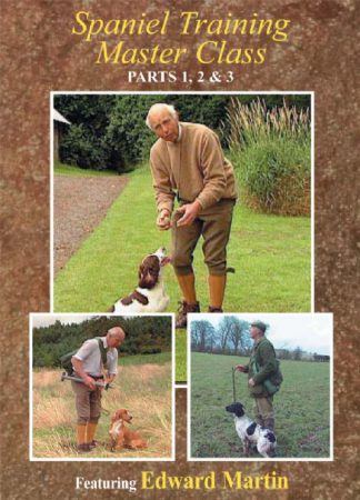 Spaniel Training Master Class - Parts 1, 2 And 3