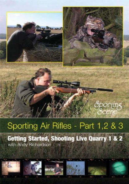 Sporting Air Rifles Set