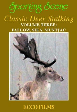 Classic Deer Stalking Fallow, Sika, Muntjac