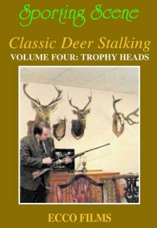 Classic Deer Stalking Trophy Heads