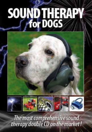 Sound Therapy For Dogs Double Cds Set