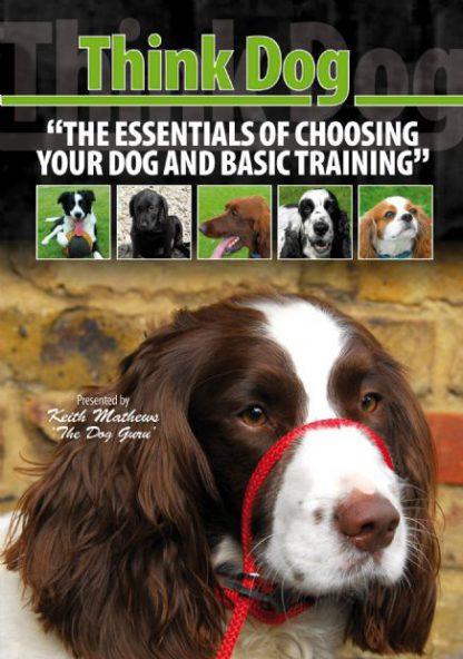 Essentials Of Choosing Your Dog & Basic Training