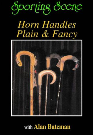 Horn Handle Plain & Fancy