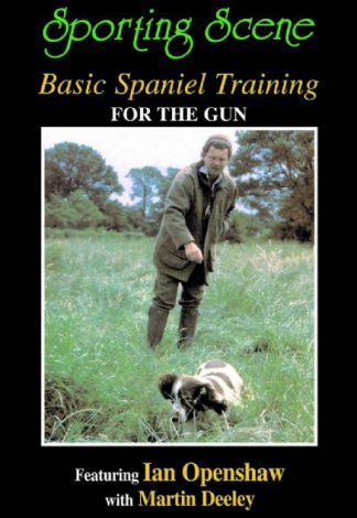 Basic Spaniel Training For The Gun