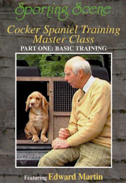 Cocker Spaniel Training Master Class Part One - Basic Training