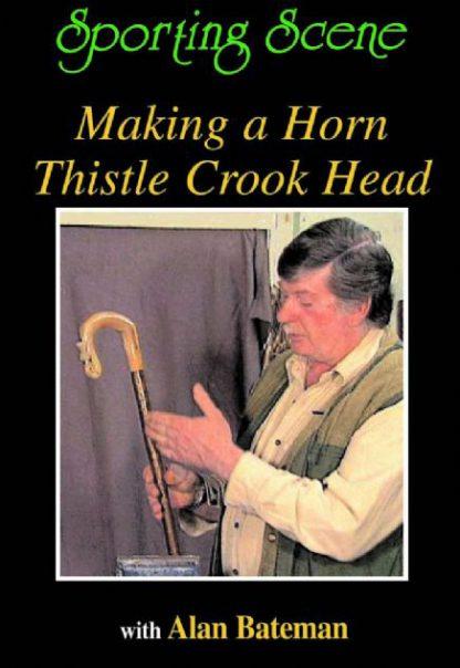 Horn Thistle Head