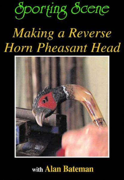 Horn Pheasant Head