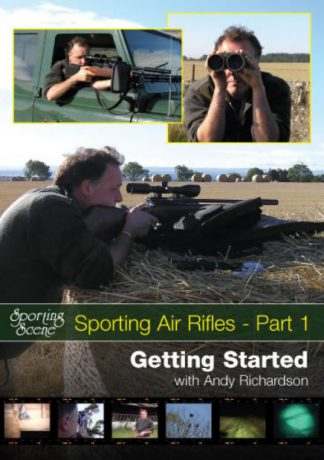 Sporting Air Rifles Part 1 Getting Started