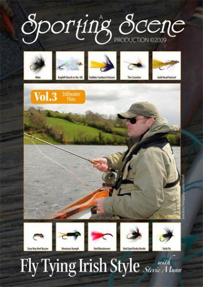 Fly Tying Irish Style Stillwater Flies