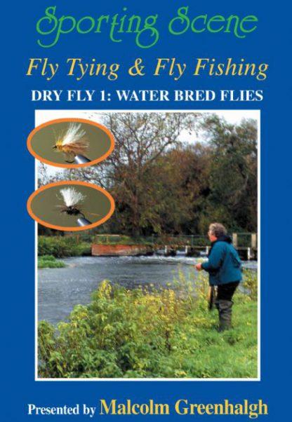 Dry Fly 1: Water Bred Flies - Vol 1