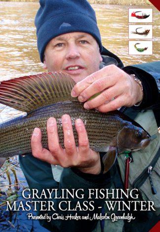 DVD211420 Grayling Fishing Master Class Winter