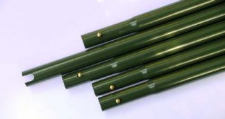 Pinewood Interlocking Lofting Poles (x5)