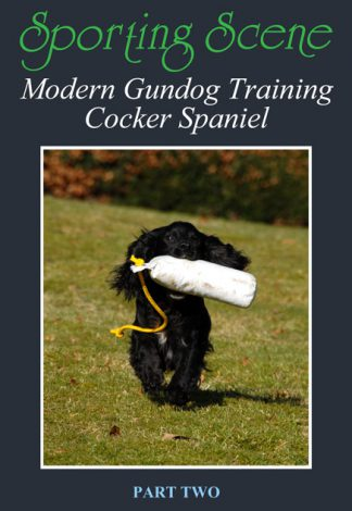 Modern Gundog Training Cocker Spaniel Part Two