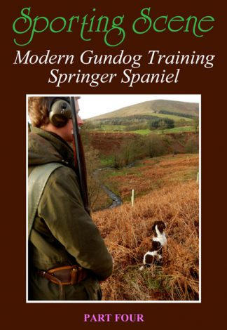 Modern Gundog Training Springer Spaniel Part Four