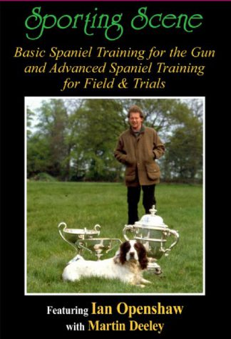Basic Training for the Gun and Advanced Spaniel Training for Field and Trials
