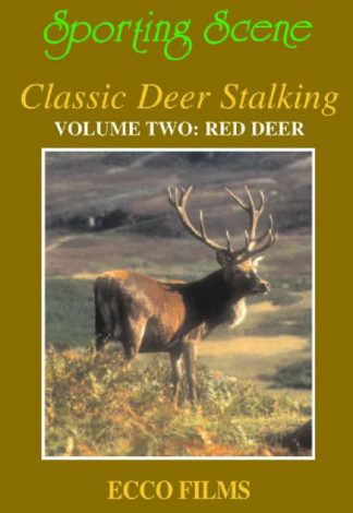 Classic Deer Stalking Red Deer