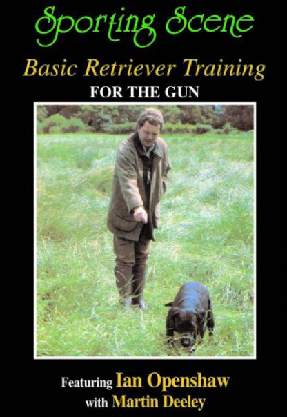Basic Retriever Training for the Gun