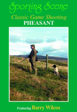Classic Game Shooting Pheasant
