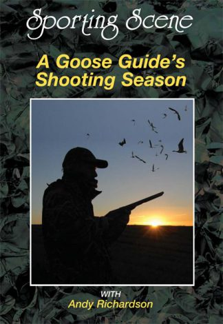 A Goose Guides Shooting Season