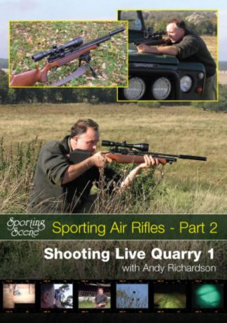 Sporting Air Rifles Part 2 Shooting Live Quarry