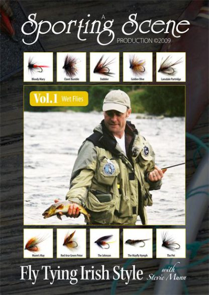 Fly Tying Irish Style Wet Flies