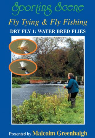 Dry Fly 1: Water Bred Flies - Vol 1